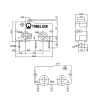 3 position micro switch